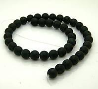 1126 Натуральные камни шунгит на браслеты, подвески, бусы.