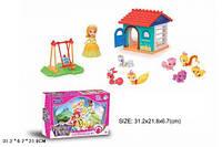 Детский игровой набор 1079 для девочки в коробке 31*21,8*6,7 см