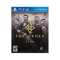 Гра Sony PS4 Sony The Order: 1886 (PS4) Black