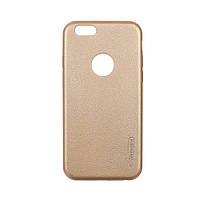 Накладка Nillkin iPhone 6 шкіра Nillkin Victoria Series Gold