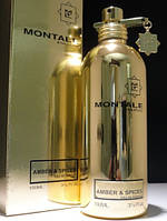 Montale Amber and Spice(монталь амбер и спайс)