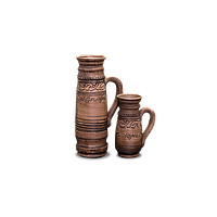 Гальба глиняна 0,5л