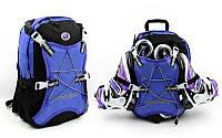 Рюкзак для роликов WHEELERS синяя