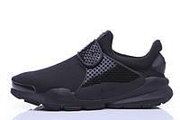 Кроссовки Nike Sock Dart All Black. Живое фото. Топ качество (дарт стон айленд)