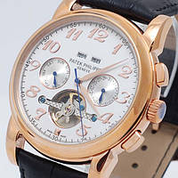 Часы PATEK PHILIPPE Tourbillon механика.Класс ААА
