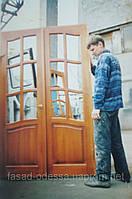 Двери межкомнатные Грецкий орех
