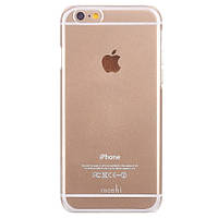 Накладка Moshi iPhone 6/6s пластик Moshi iGlaze Clear Case XT Transparent