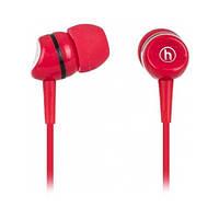 Навушники вакуумні Hapollo EP-2020 Red