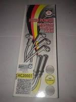 Провода высокого напряжения 1102, 1103, 1105 HORT HC 10102 силикон (бронепровода)