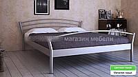 Кровать металлическая Марко - 2 / Marko - 2 полуторная 140 (Метакам) 1460х2080х830 мм