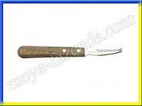 Нож для обрезки копыт у коз и овец