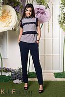 Костюм женский блуза и брюки