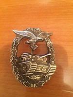 3-й Рейх знак за танковый бой для Люфтваффе