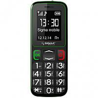 Sigma Comfort 50 mini3 black-green Офиц. гар. 12 мес. UA-UСRF