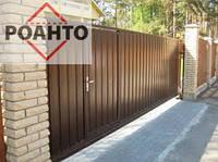 Ворота откатные! , фото 1