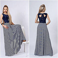 Длинное платье женское
