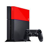 Змінна передня панель для Sony PS4 Red