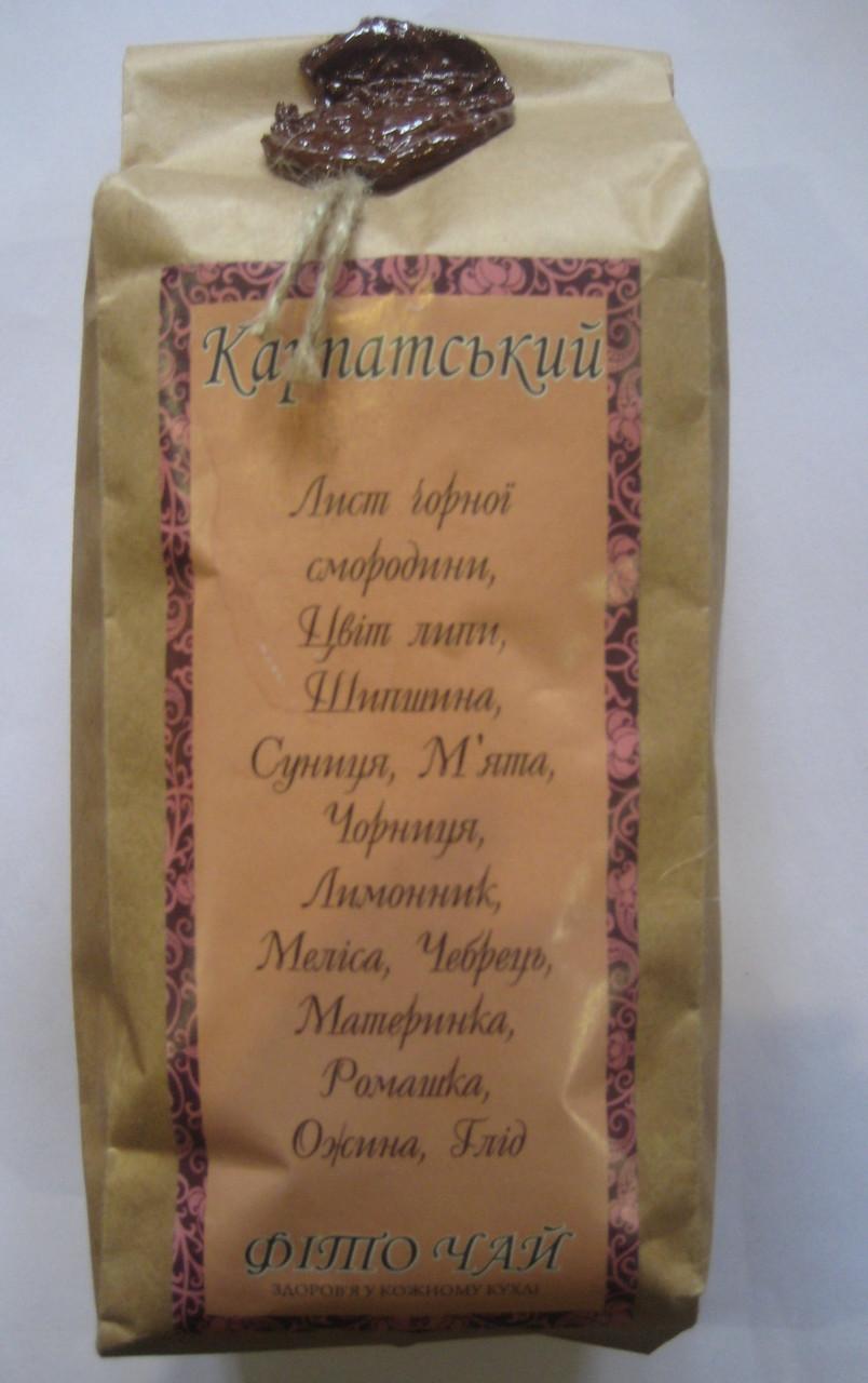 "Натуральний чай ""Карпатський"""