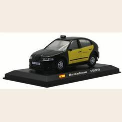 Модель Таксі Світу (Amercom) №18. Seat Leon