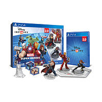Гра Sony PS4 Sony Disney Infinity 2.0 Marvel Superheroes Starter Pack (PS4) Blue