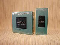 Bvlgari - Aqva Marine Pour Homme (2008)- Туалетная вода 30 мл -Старый дизайн, старая формула аромата 2008 года