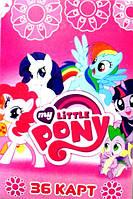 "Карты мультики ""My little pony"""