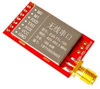 Радиомодемы RS485, RS 232, TTL, 433 МГц  для передачи данных, телеметрии