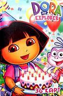 """Карты игральные детские """"Dora"""""""