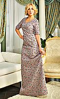 """Платье из льна """" Фатима """""""