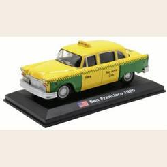 Модель Таксі Світу (Amercom) №19. Checker