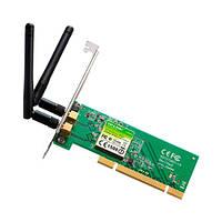 Мережевий адаптер PCI TP-Link TL-WN851ND Black