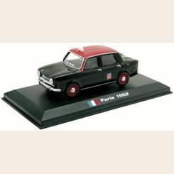 Модель Таксі Світу (Amercom) №20. Simca 1000