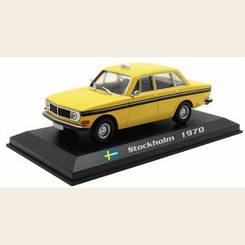 Модель Таксі Світу (Amercom) №21. Volvo 144