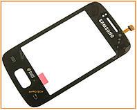 Сенсор (тачскрин) Samsung GT-S6102 Galaxy Y Duos Black Original