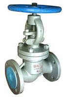 Клапан запорный стальной фланцевый 15с65нж, 15с65п, 15с22нж, 15с27нж