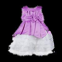 Платье с объемной юбкой 116-122