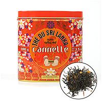 Органический чай с корицей из Шри-Ланки ,100г, Terre d'Oc