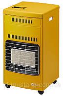 Керамические обогреватели SICAR Euro 90 жёлтый  на сжиженном пропане (Италия)