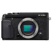 Фотоапарат системний Fujifilm FinePix X-E2S Body Black