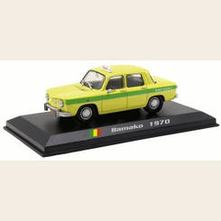 Модель Таксі Світу (Amercom) №23. Renault 8