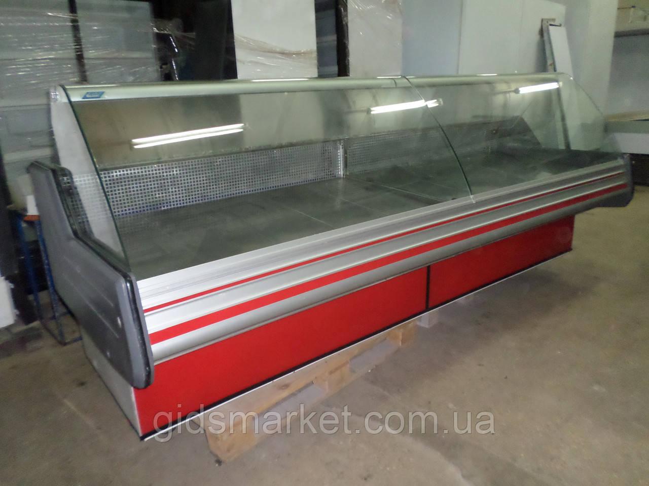 Витрина COLD 3 м. б у, витрина холодильная б/у