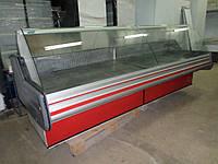 Витрина COLD 3 м. б у, витрина холодильная б/у, фото 1