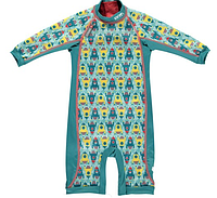 Детский купальник - комбинезон (1-3 года), Close Parent (Rocket)