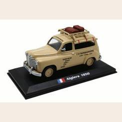 Модель Таксі Світу (Amercom) №24. Renault colorale