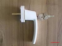 Ручка оконная с ключами (антидетка)