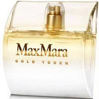 Женская парфюмированная вода Max Mara Gold Touch Max Mara