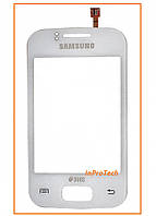 Сенсор (тачскрин) Samsung GT-S6102 Galaxy Y Duos White Original