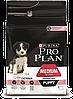 Pro Plan Puppy Medium Sensitive корм для щенков средних пород с чувствительной кожей, с лососем, 12 кг