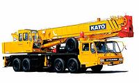 Аренда Автокрана Kato NK-500E-v
