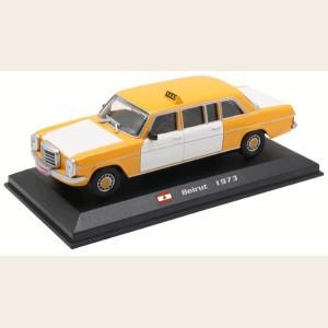 Модель Такси Мира (Amercom) №27. Mercedes 240D